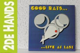 Good Rats – Live At Last (2LP) A80