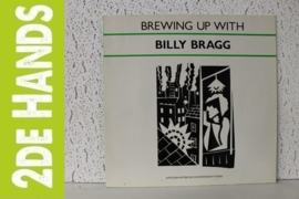 Billy Bragg ‎– Brewing Up With Billy Bragg (LP) C50