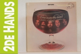Deep Purple - Come Taste The Band (LP) B90