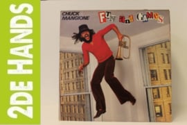 Chuck Mangione ‎– Fun And Games (LP) K10