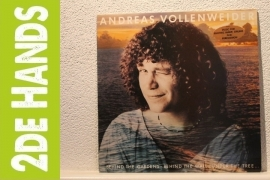Andreas Vollenweider – ...Behind The Gardens...  (LP) E40-A90