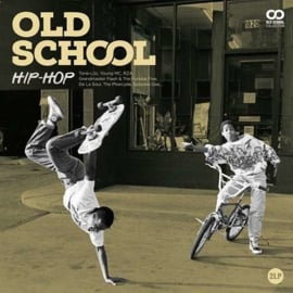 Various - Old School - Hip Hop (2LP)