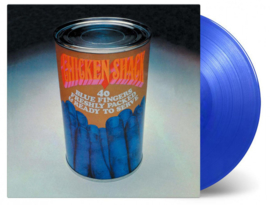 Chicken Shack ‎– Forty Blue Fingers, Freshly Packed And Ready To Serve (LP)