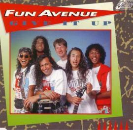 "Fun Avenue – Give It Up (12"" Single) T30"