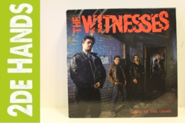 The Witnesses ‎– Scene Of The Crime (LP) G30