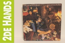 Captain And Tennille ‎– Come In From The Rain (LP) G70