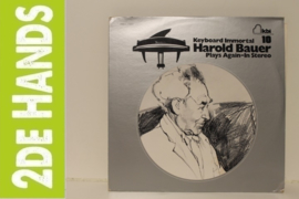 Harold Bauer ‎– Keyboard Immortal Harold Bauer Plays Again - In Stereo (LP) C90