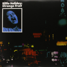 Billie Holiday - Strange Fruit (LP)