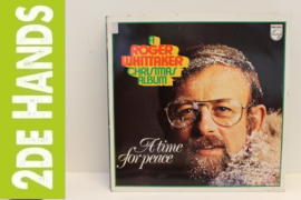 Roger Whittaker – A Time For Peace Christmas Album (LP) J50