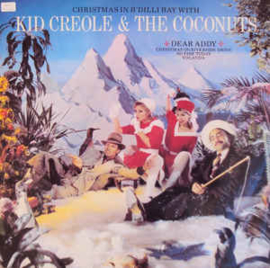 "Kid Creole & The Coconuts ‎– Christmas In B'Dilli Bay (12"" Single) T20"