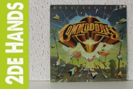 Commodores ‎– Greatest Hits (LP) J20