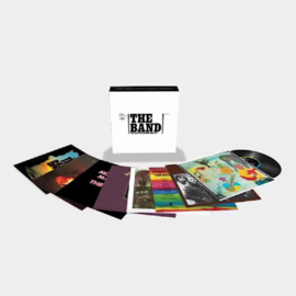 The Band ‎– The Capitol Albums 1968-1977 (9LP BOXSET)