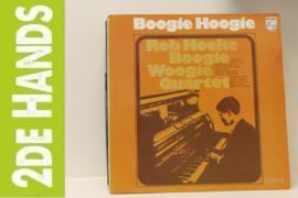 Rob Hoeke Boogie Woogie Quartet – Boogie Hoogie (LP) F70