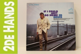 Ed Bruce ‎– If I Could Just Go Home(LP) C10