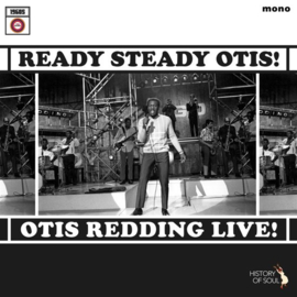 Otis Redding - Ready, Steady, Otis! (Live) (LP)
