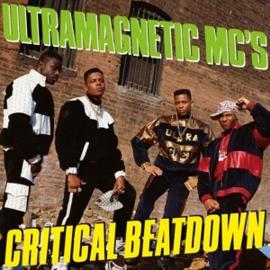 Ultramagnetic MC's - Critical Beatdown (Expanded) (2LP)