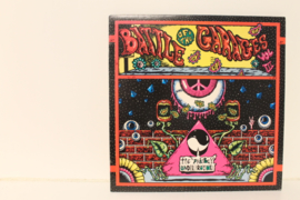 Various ‎– Battle Of The Garages, Vol. 3: The Paisley Underground  (LP) E40