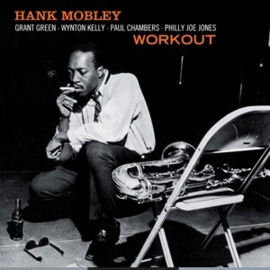 Hank Mobley ‎– Workout (LP)