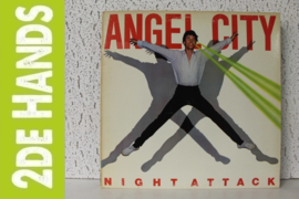 Angel City ‎– Night Attack (LP) G80