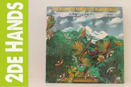 Atlantic Family ‎– Live At Montreux (2LP) K80