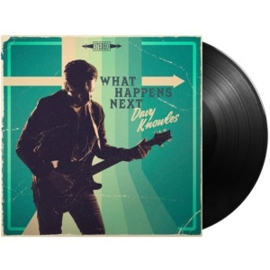Davy Knowles - What Happens Next (PRE ORDER) (LP)