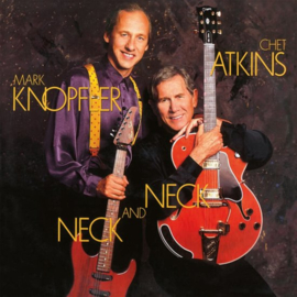 Chet Atkins & Mark Knopfler - Neck and Neck (LP)