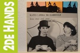 Kate & Anna McGarrigle - Love Over & Over (LP) E80