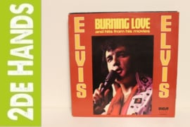 Elvis Presley ‎– Burning Love And Hits From His Movies Vol. 2 (LP) B30