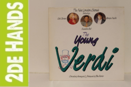 New London Chorale ‎– The Young Verdi  (LP) A10