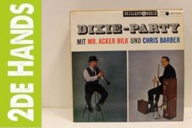 Acker Bilk Und Chris Barber – Dixie-Party Mit Mr. Acker Bilk Und Chris Barber (LP) F80