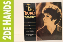 Timi Yuro ‎– The Very Original Greatest Hits (LP) G10