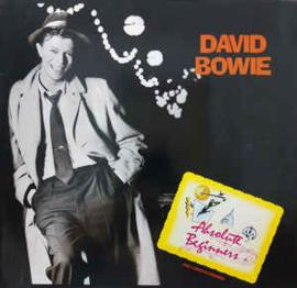 "David Bowie – Absolute Beginners (12"" Single) T20"