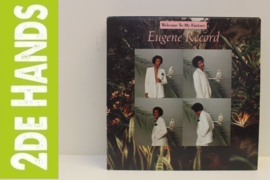 Eugene Record ‎– Welcome To My Fantasy  (LP) H90