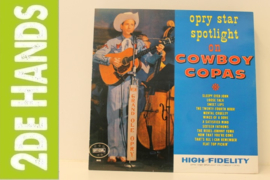 Cowboy Copas ‎– Opry Star Spotlight On Cowboy Copas (LP) C20