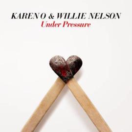 """Karen O & Willie Nelson - Under Pressure (RSD 2021) (7"""")"""