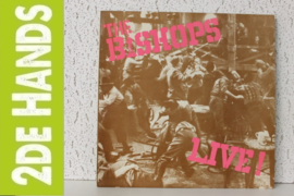 The Bishops ‎– Live! (LP) E80
