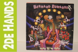 Bernard Edwards ‎– Glad To Be Here (LP) E70