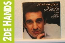 Placido Domingo & John Denver - Perhaps Love (LP) C10