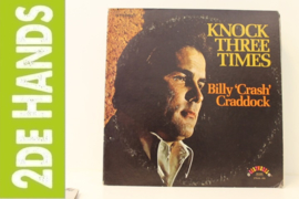 Billy 'Crash' Craddock – Knock Three Times (LP) L10