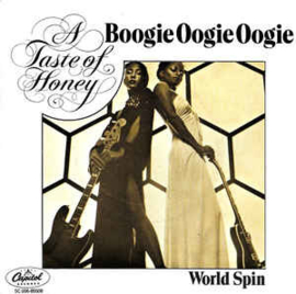 "A Taste Of Honey ‎– Boogie Oogie Oogie / World Spin (7"" Single) S80"