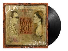 Beth Hart & Joe Bonamassa – Don't Explain (LP)