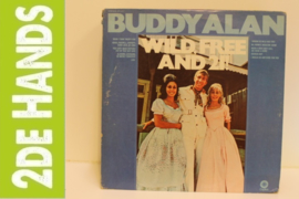 Buddy Alan ‎– Wild, Free And 21! (LP) G90
