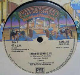 "Cameo – Throw It Down (12"" Single) T20"