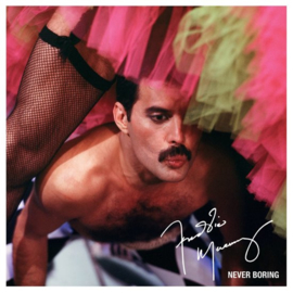 Freddie Mercury - Never Boring  (LP)
