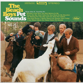 Beach Boys ‎– Pet Sounds (LP)