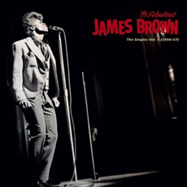 James Brown - Singles Vol. 1 (1956-57) (LP)