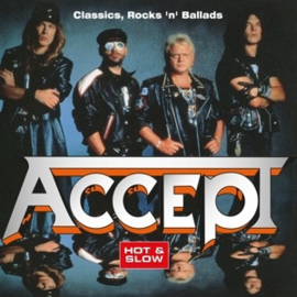 Accept - Hot & Slow - Classics, Rock 'N' Ballads (LP)
