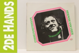 """Herman van Veen – """"Zo Leren Kijken"""" Carré Amsterdam (LP) K50"""