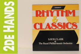Louis Clark & The Royal Philharmonic Orchestra - Rhythm & Classics  (LP) A10
