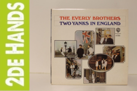 Everly Brothers ‎– Two Yanks In England / Instant Party (LP) G80